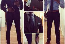 Suit / Accessoires pour homme