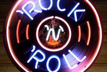 Neon Signs / Neon light retro & vintage http://www.fiftiesstore.com