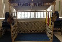 Baseball 4th grade classroom / by Tamra Goldsberry