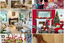holiday decor / by Jennifer Goodman