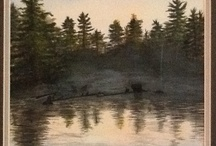 Pam's water colors / by Pam Adams