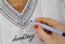 Art & Doodles - Hearts