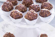 cioccolatini e cioccolato