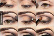 Make up try out's