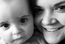 Isaac and mummy <3