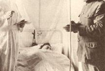 1918 influenza pandemic / Historical fiction