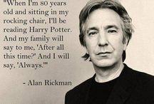Alan Rickman ❤