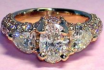 Diamond / Diamond Rings & Jewelry