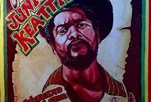 Jamaal Pete / Jamaal Pete artwork for reggae album sleeves