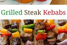 Steaks and BBQ recipes
