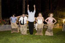 wedding grass games