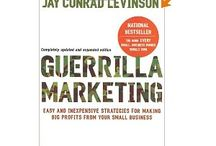 Guerrilla Marketing Books