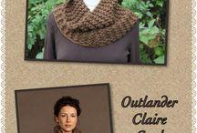 Outlander Knitting Patterns / by Rachel Frank