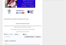 Apoyan la colecta 2012 / by Sociedad Biblica Chilena