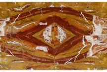 semiprecious stones - value marble