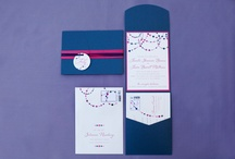 Shape Inspired Weddings / by Gourmet Invitations