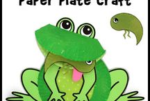 Frog Crafts and Learning Activities for Children
