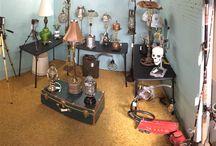 Lamps / 3rd street antiques dealer 19