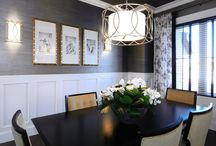 Dining Room Ideas / by Valerie Simpson