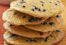 Biscuits salés et sucrés