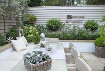 Záhradka / Nápady do záhrady, terasy ...