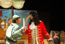 Peter Pan Haz Teatring / Obra de teatro escolar de Haz Teatring y Recursos Educativos