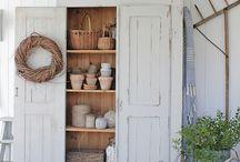 Farmhouse decoration