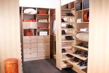 Spazio design spaziodesign1 on pinterest for Closets de vanguardia