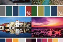 цвета и сочетания