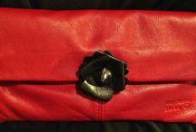 La borsa rossa urban style è arrivata! / Un promemoria per la felicità