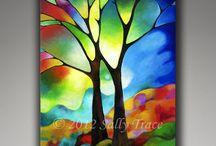 arbre abstrait