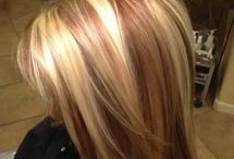 HAIR - COLOR - CUTS - STYLES!! / ALL HAIR! / by Janet Albe