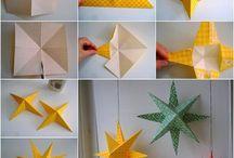 Kreativ med papir