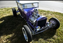 Classic Cars, Trucks, & Hot Rods / by Cheryl Box