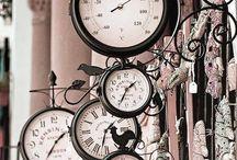 hodiny / času