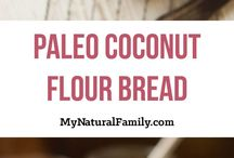 Free to Have Bread (say WHAT??) / Paleo breads & muffins