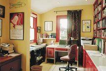 Writers' Rooms / by Miranda Hersey