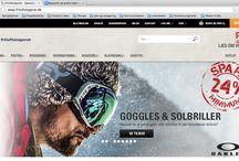 Ækvator sport Webshop