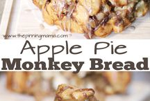 Monkey bread recipes / by Deb Horner