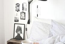 Soveværelse / Inspiration til soveværelset