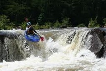 Water, Water, Water! / Dawsonville has it all picturesque lakes, cascading waterfalls, and exciting whitewater.