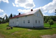 My childhood home / Slektsgård