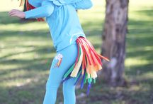 Lovely Costume Rainbow Dash <3