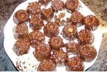 čokoládové cukrovíčko