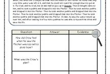 Fourth Grade Wonders Unit 6 / by Mindy Hutton