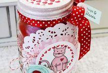 Giftrap jar
