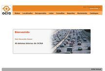 """OCRA (intranet para AMIS) / Destacados del proyecto: Photoshoot en el """"corralón"""", para las imágenes que aparecen en la cabeza del sitio. Desarrollado para: Kiave"""