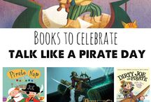 Talk Like A Pirate Day 19th September 2015 / All Things Pirate! Arrrr....