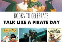 School Scene: Ahoy, Matey! Pirates! / by Collett Skaggs