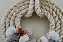 decorazione marinara